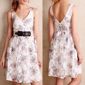 Anthropologie (Maeve) Floral Dress